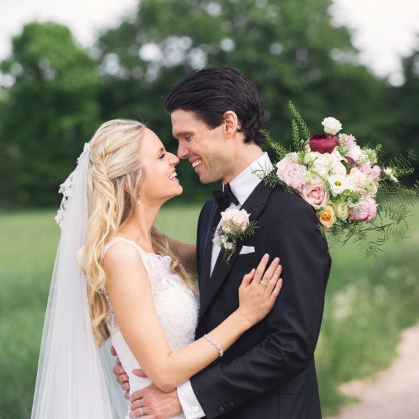 Bröllop på Bosjökloster