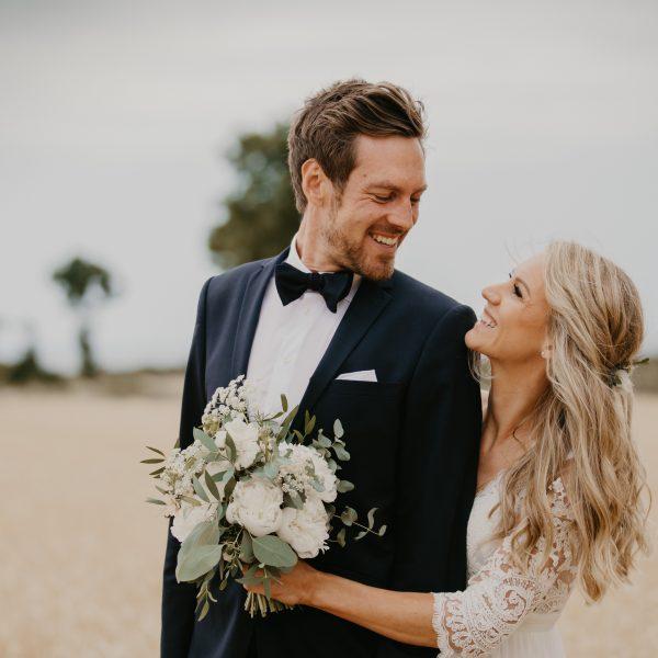Bröllop i Mölle - Bläsinge gård