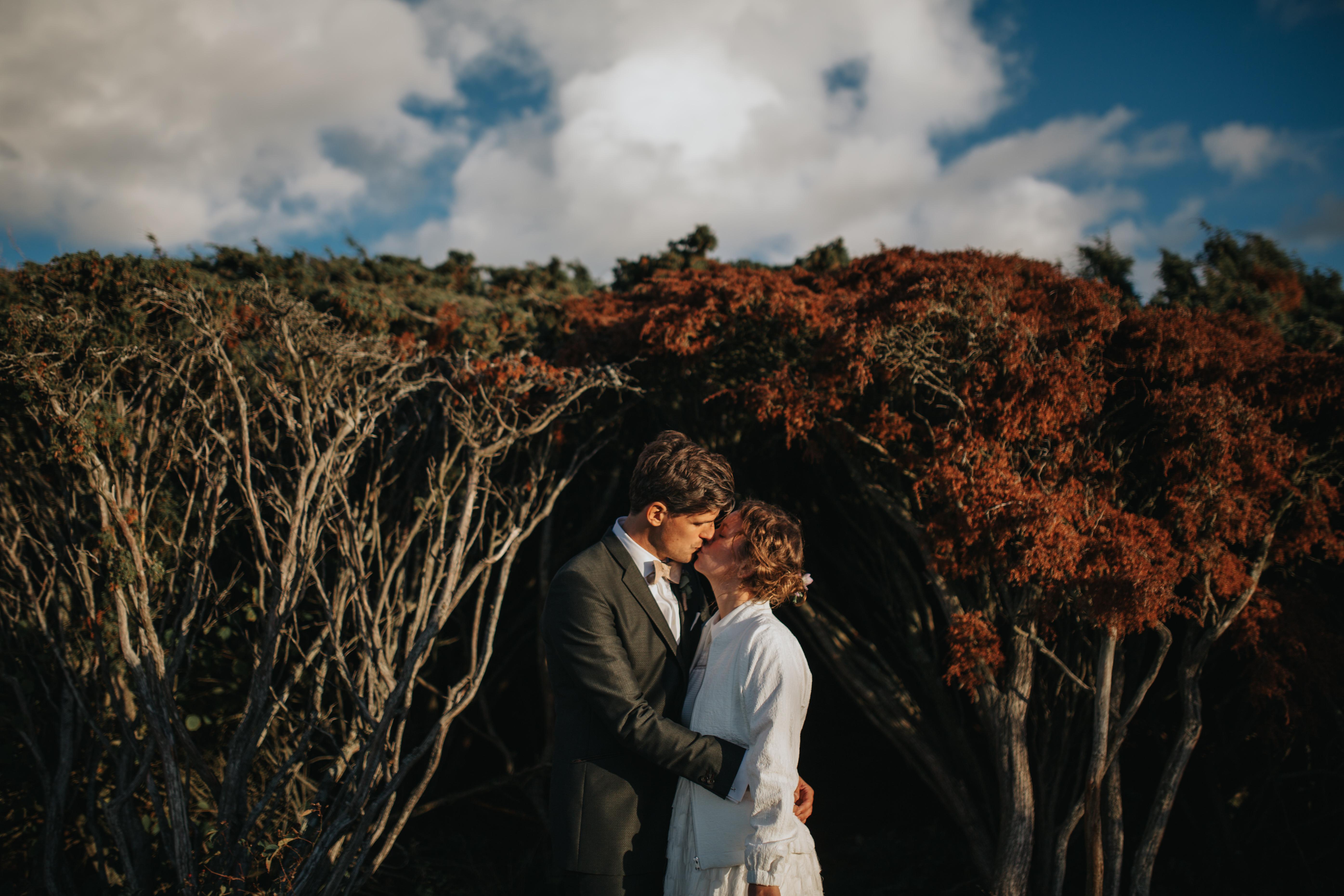 Bröllop Hovshallar skåne