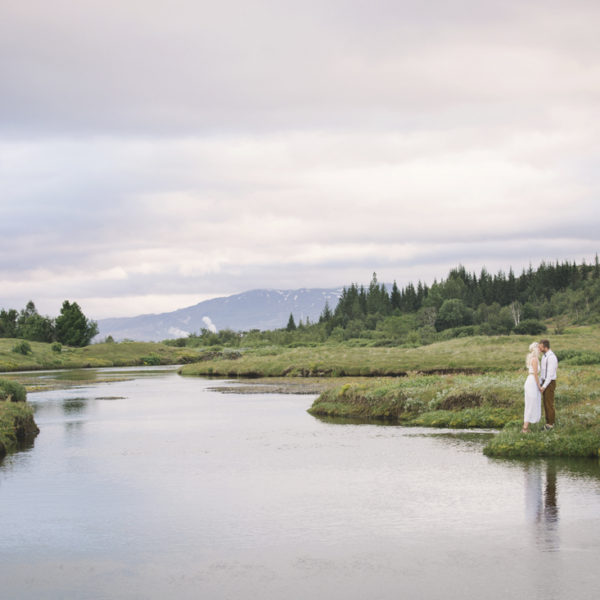 Hulda & Steini - Iceland