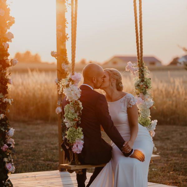 Bröllop på Stallgården