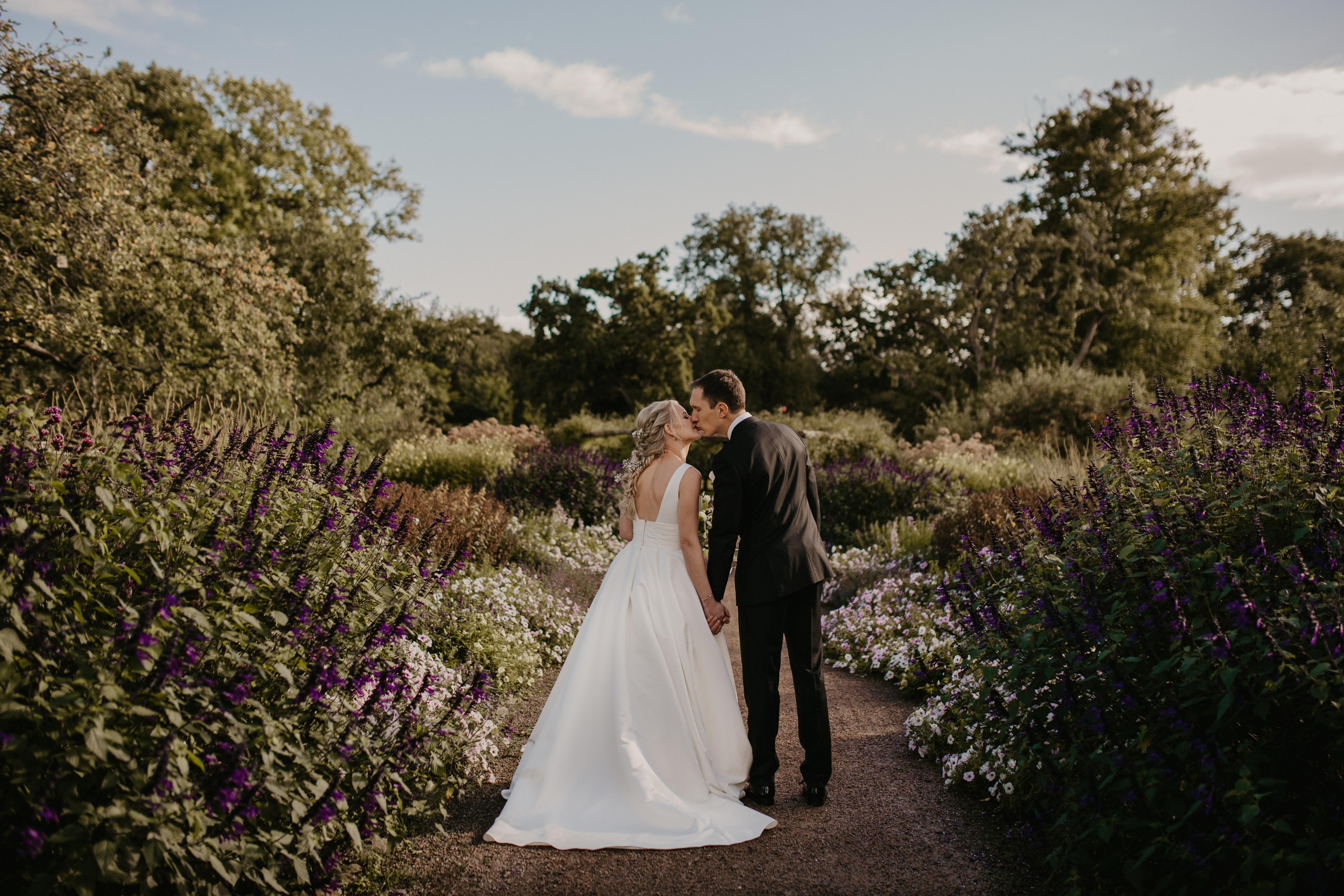 Bröllop på Sofiero i Helsingborg