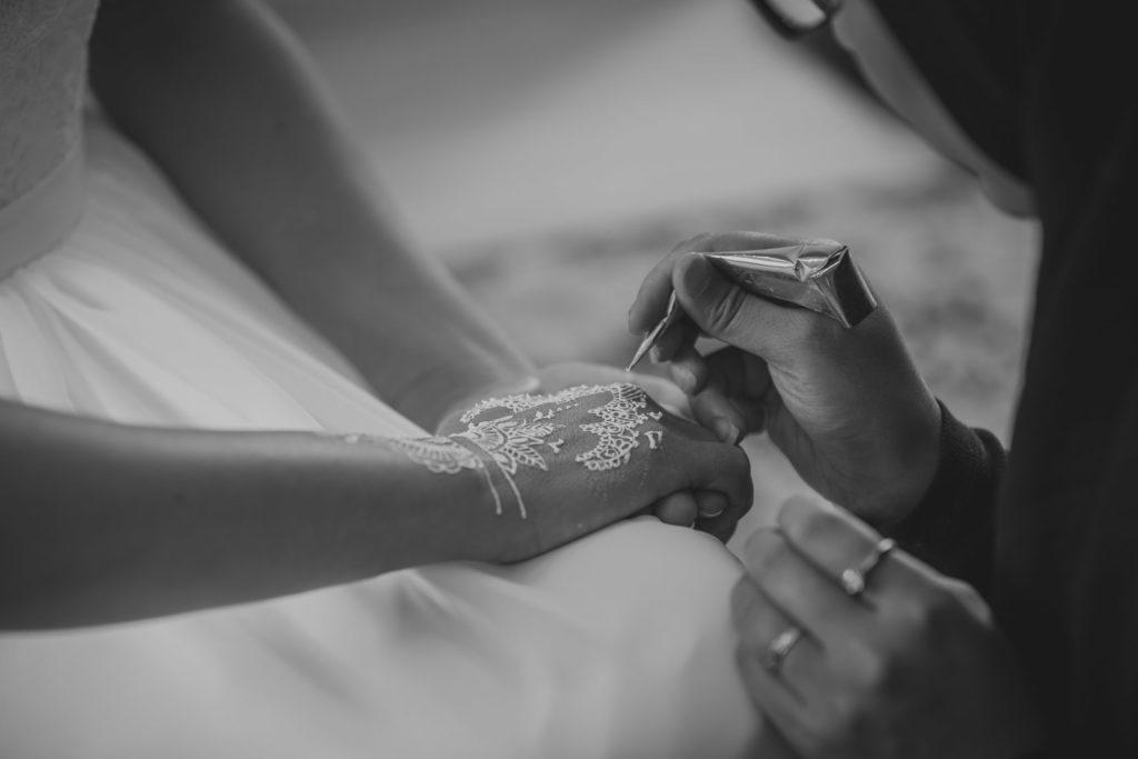 bohemiskt bröllop i Linköping