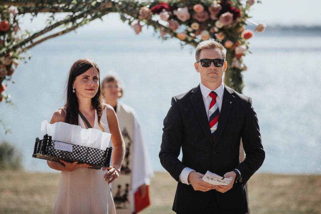 Bröllop på Örenäs Slott